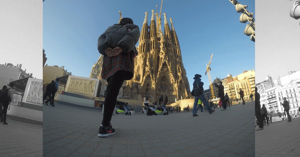 GoProは街歩きにおすすめ!ひとり旅にGoProを持っていくべき5つの理由