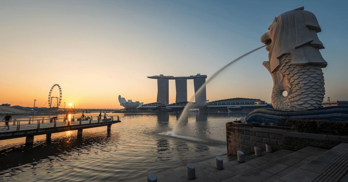 GoPro旅行!シンガポールのおすすめ観光スポットへ