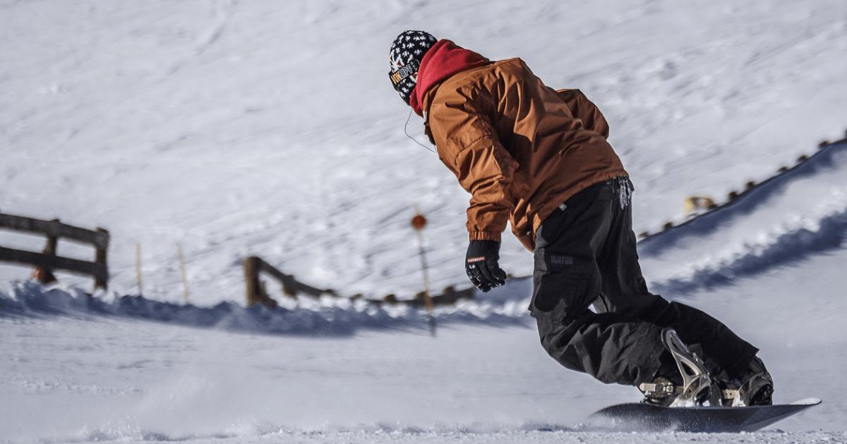 スノボ初心者でも安心!日帰りで行ける関東近郊のスキー場!