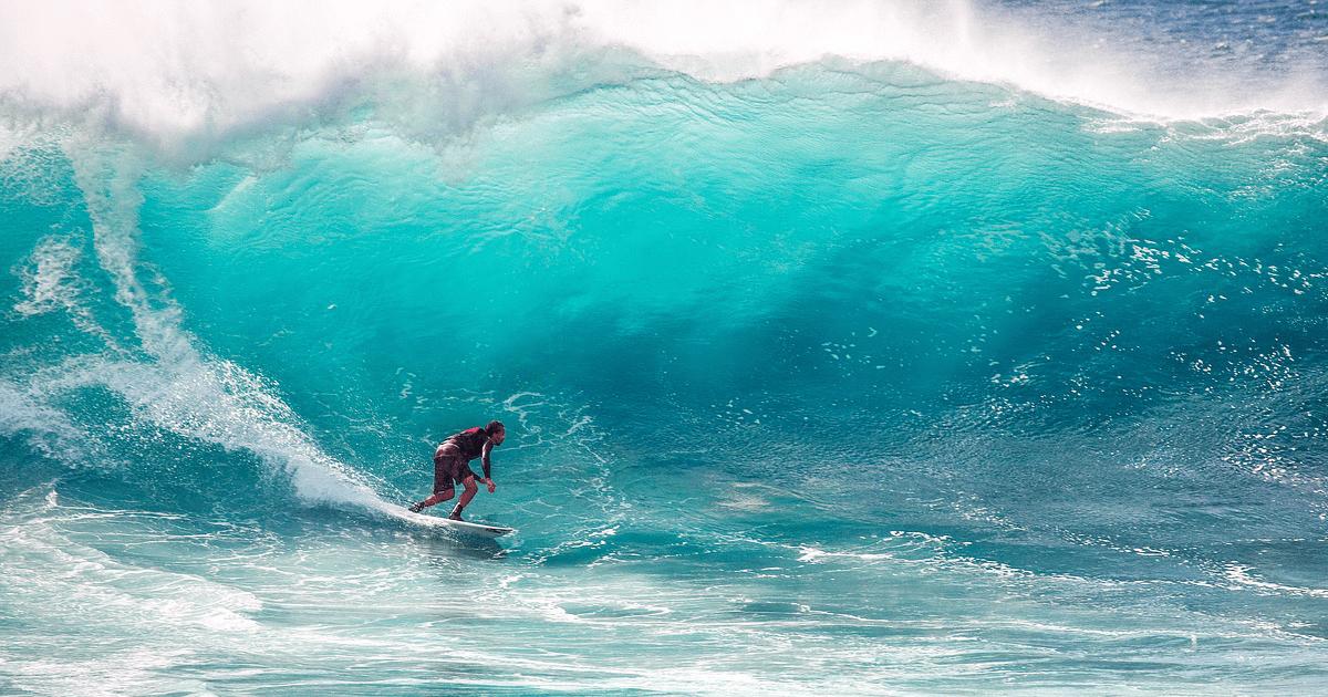 サーフィンがオリンピックの種目に選ばれたって本当?