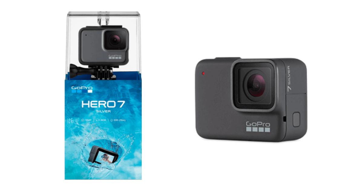 GoPro HERO7 silver購入のメリットとデメリット