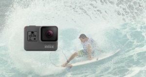 GoProをサーフィン中に紛失防止するマウント選び