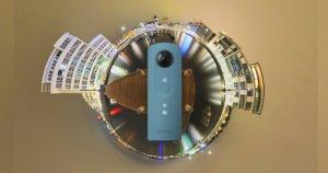 360度カメラの楽しい使い方!おすすめ活用法をご紹介!