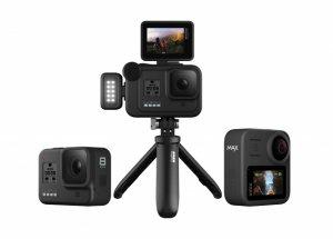 GoProの最新モデル「HERO8 Black」が発売開始!更になめらかな映像撮影が可能に