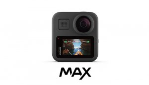 360度撮影&5K撮影ができるGoProの360度カメラ「GoPro MAX」