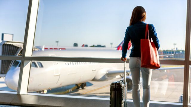 GoProを持って飛行機に乗る際の注意点とバッテリー確保の対策