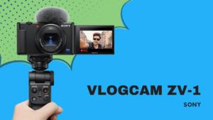 ソニーVlog用最新機種『VLOGCAM ZV-1』とは?