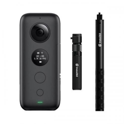Insta360 ONE X 専用自撮り棒セット